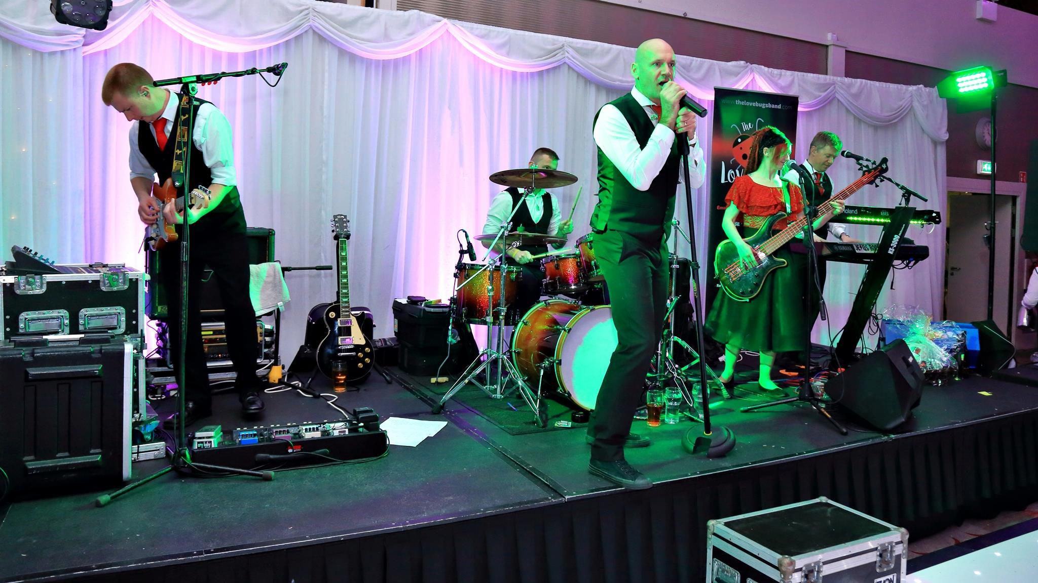 Wedding Band Cork